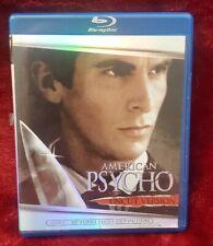 American Psycho Uncut Version (Blu-ray, 2000)