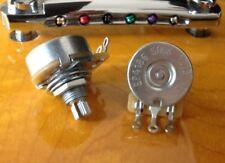 CTS 500K Full Size Short - Split Shaft NO LOAD Potentiometer / Pot