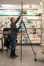 Dörr Aluminium Stativ Profi PSA-250 Foto Video 250 cm hoch, 4-teilig, spreizbar