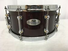 "Pearl Reference Pure 13"" Diameter X 6.5"" Deep Snare Drum/BLACK CHERRY/#335/NEW"
