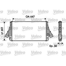 Ladeluftkühler VALEO 817729