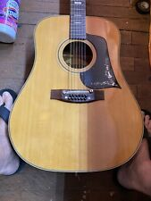 GRETSCH 12 String Acoustic 1980's Guitar