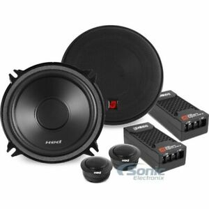 "2) Cerwin-Vega XED525C 300W 5.25"" 2-Way XED Series Component Car Audio Speakers"