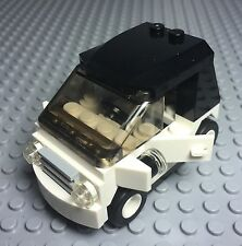 Lego New City Smart Car Utility Vehicle / Prebuilt MOC With License Plate