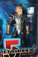 Babylon 5 Earth Alliance Ambassador G'Kar  Action Figure - WB 1997 New