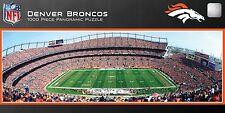 MasterPieces Nfl Stadium Panoramic Jigsaw Puzzle 1000-Piece Denver Broncos