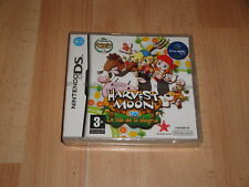 Juego Nintendo DS Harvest Moon Island of Hapiness NDS 2947712