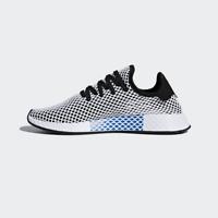 Authentic Adidas Originals Deerupt Runner (Men Size UK 11 EUR 46) Black / White