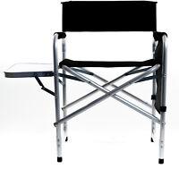 wetterfester Bezug aus TEXSILK 2xOutdoor Regiestuhl Grau Stuhl,klappbar,leicht