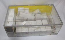 Tillamook Country Smoker Rigid Plastic Sectional Display w/ 230+ Full Matchbooks