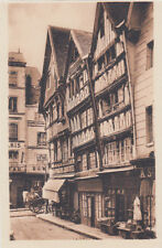 LISIEUX 27 vieilles maisons place victor-hugo magasin chausures