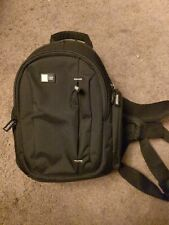 Case Logic Slr Sling Camera Bag, Black, Tbc-140