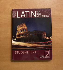 Latin for The New Millenium - Student Text, Level 2