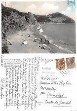 Testaccio d'Ischia - La spiagga dei Maronti ANIMATA NON COMUNE (A-L 556)