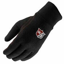 Wilson Staff Mens Winter Microfiber Suede Performance PAIR Golf Gloves