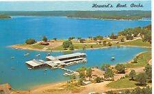 Henderson,Arkansas-Howard 'S Boat Docks-Air View-(Store-190*)