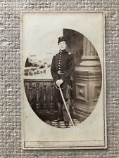 civil war soldier identified cdv killed at Antietam Martin Henry Swarthout