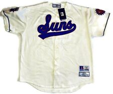 Tom Seaver Mens 60 3XL Baseball Jersey Minor League 1966 Jacksonville Suns White