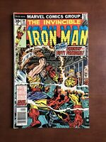 Iron Man #94 (1977) 6.5 FN Marvel Bronze Age Comic Book Jack Kirby Cover