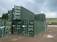 More details for 20ft one trip shipping container +vat