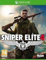 Sniper Elite 4 Xbox One New and Sealed