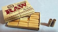 Raw Perfecto Pre Rolled Cone Tips Rolling Roll up Cigarette Smoking Paper Tip 10