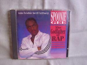 Spoonie Gee- The Godfather of Rap- BCM West Germany 1988- No Barcode- WIE NEU