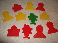 New listing 11 McDonalds Cookie Cutters Ronald McDonald & Grimace Cookie Cutters 1980 & 1987