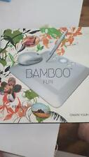 Wacom Bamboo Fun Digital Drawing Board with Pen and Mouse