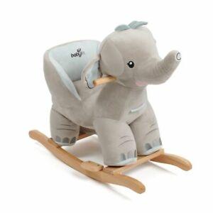 Babylo Rocking Animal With Sound - Elephant