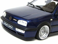VW GOLF 3 VR6 1:18 TUNING 16 ZOLL BBS RS ALUFELGEN OTTO