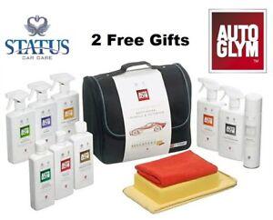 Autoglym Perfect Bodywork,Wheels & Interior Kit & 2 Free Autoglym Air Fresheners