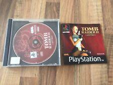 PS1:          TOMB RAIDER 2               PAL