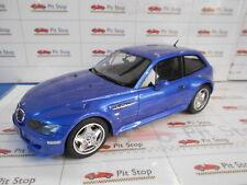 OT318 by OTTOMOBILE BMW Z3 M COUPE 3.2 BLUE ESTORIL 1:18
