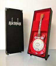 Glen Campbell Custom Dobro Californian Electric Resonator - Miniature Guitar Rep