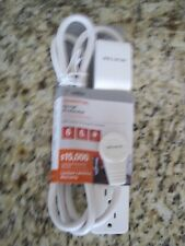 Belkin Power Surge Protector Cord New