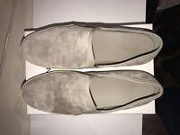NIB Vince Women's Chalmers Suede Espadrille Slip-On Sneaker Size 11M