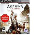 Assassins Creed Iii Pre Owned Playstaion 3