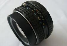 SMC Pentax-M 1:1.7 50mm F1.7 Prime Lens Pentax-K Fit 35mm Film SLR & DIGITAL SLR