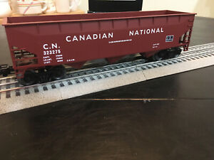 (4) Weaver Canadian National (CN) 3-Bay Coal Hoppers [3 rail] - New