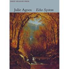 Echo System - Paperback NEW Julie Agoos (Au 2015-10-06