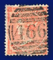 1862 SG79 4d Bright Red J52(1) DL Liverpool 466 Good Used CV £160 awdc