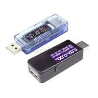USB Doctor Tester Voltmeter Ammeter Voltage Current Power Capacity LCD Detector