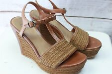 cb43be55807 Ugg Brown Wedge 9.5 Women s Shoes Sandals