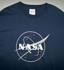NASA / NEW MEXICO MUSEUM OF SPACE HISTORY ALAMOGORDO  T-SHIRT  / BLUE SIZE XXL