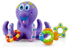 1 Year Old Baby Time Bath Toy Boys Girls Floating Octopus Toddlers Play Toys NEW