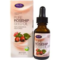 Pure Organic Rosehip Seed Oil 30ml | Cold Pressed | Replenishes & Restores Skin