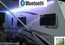 RV LED Camper Awning 10 fT LED Light Set UFO Remote Bluetooth WIFI 5050