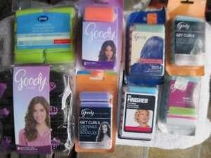 Goody Foam Rollers Volume Body Curls Hair Curlers Soft Bouncy Small Medium Large