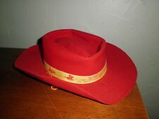 Vintage Red Ryder Childrens Cowboy Hat Jc Penney